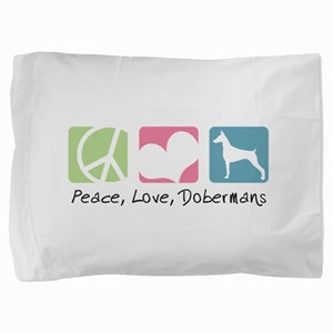 peacedogs Pillow Sham